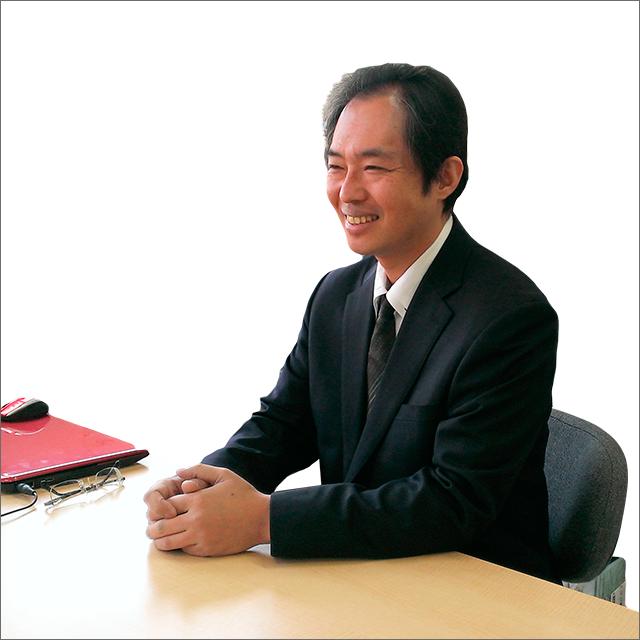 進光ゼミナール 大山 桂治代表取締役のあいさつ